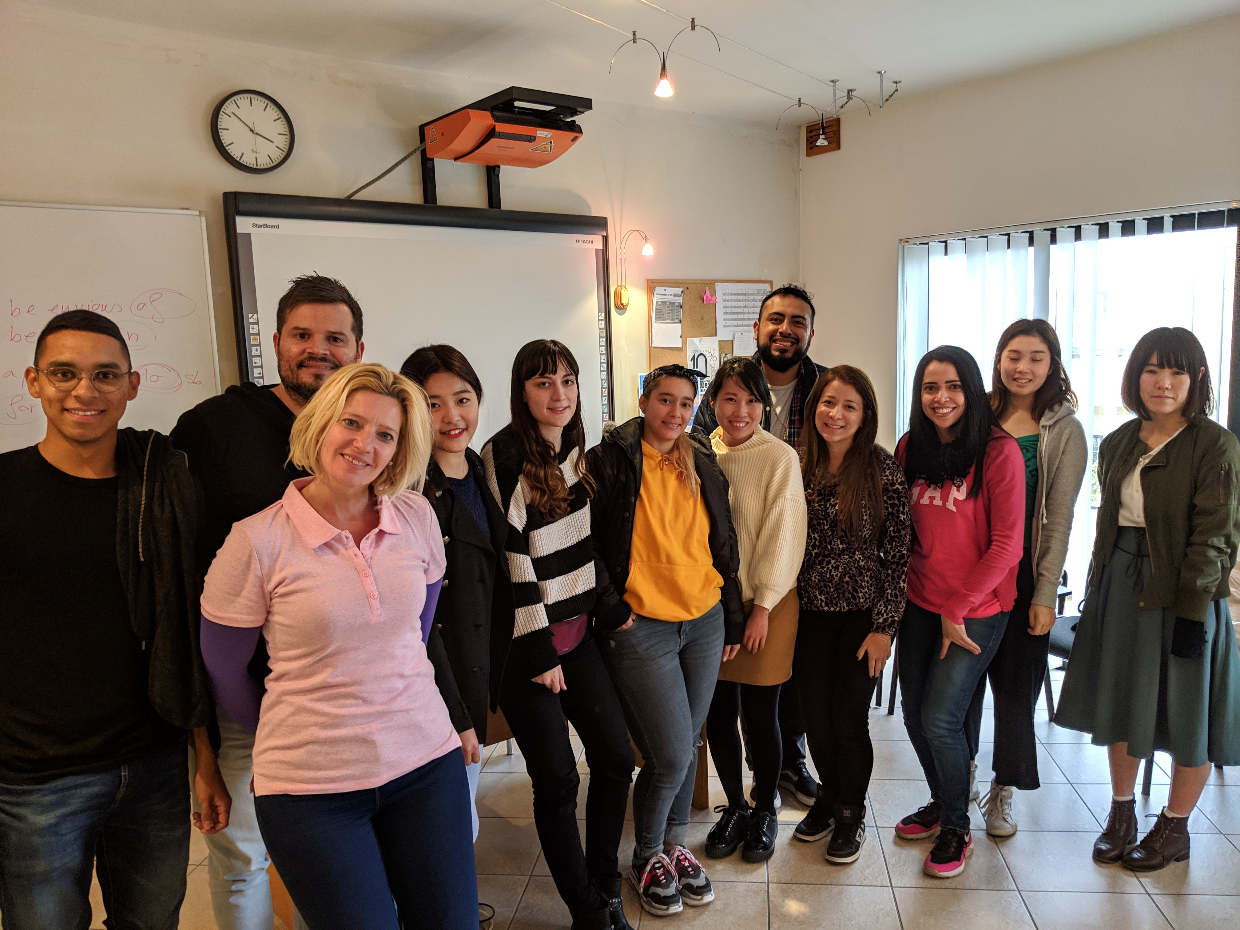 Gateway School of English GSE Cours d'anglais général en groupe Corso di gruppo di inglese generale Allgemeiner Englisch Gruppenkurs Ogólny kurs angielskiego dla grup