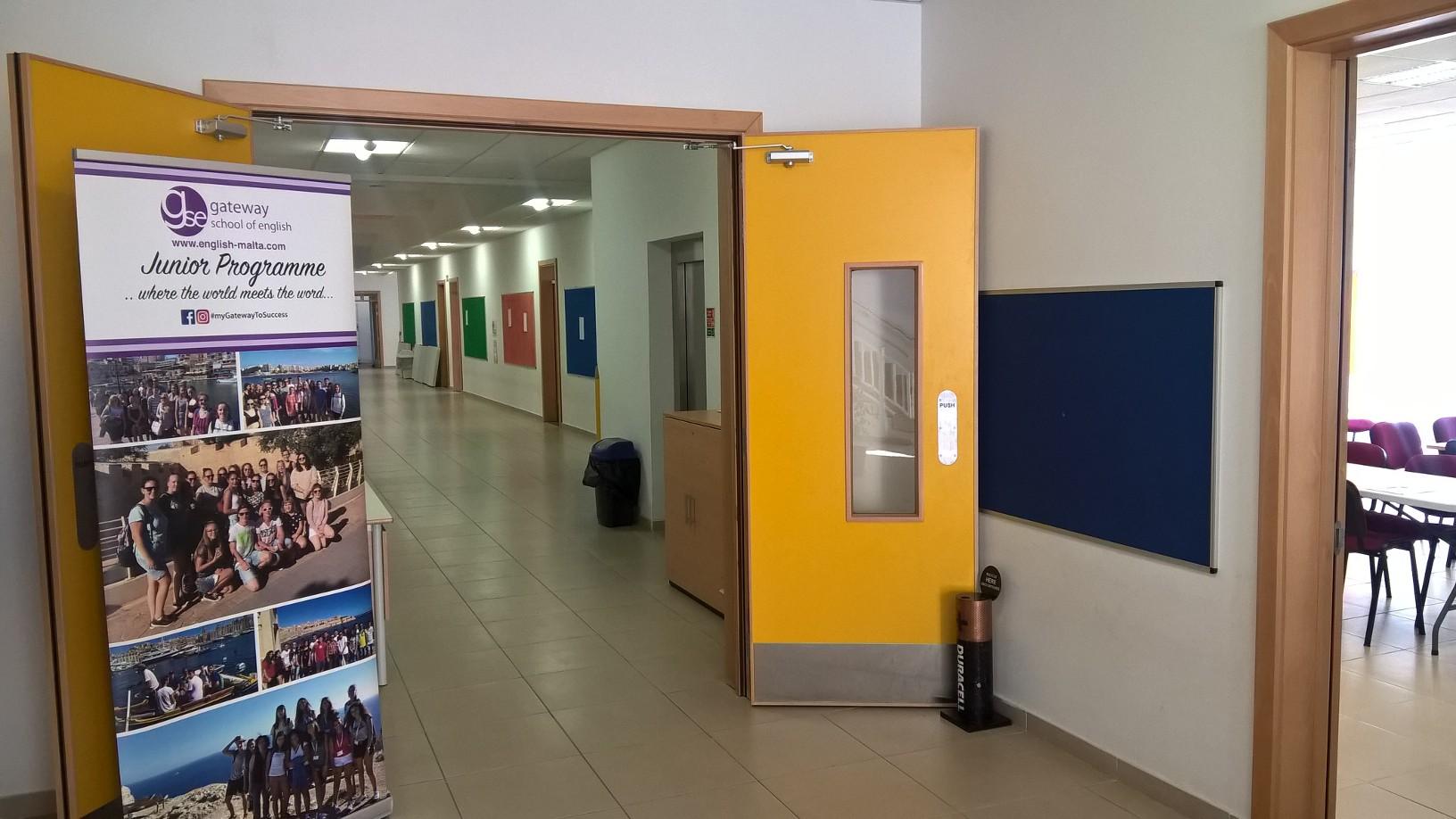 GSE Malta English courses for juniors Junior Programmes 2018 San Gwann School 1