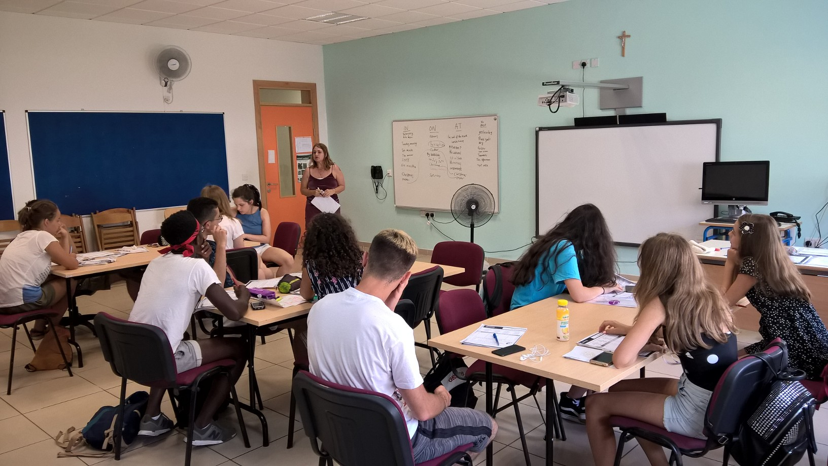 GSE Malta English courses for juniors Junior Programmes 2018 San Gwann School 11