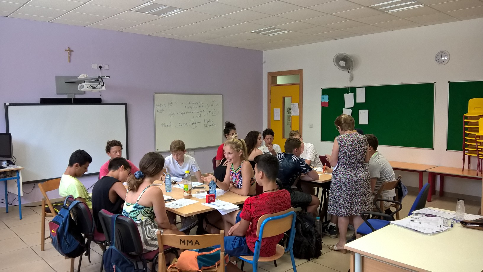 GSE Malta English courses for juniors Junior Programmes 2018 San Gwann School 7