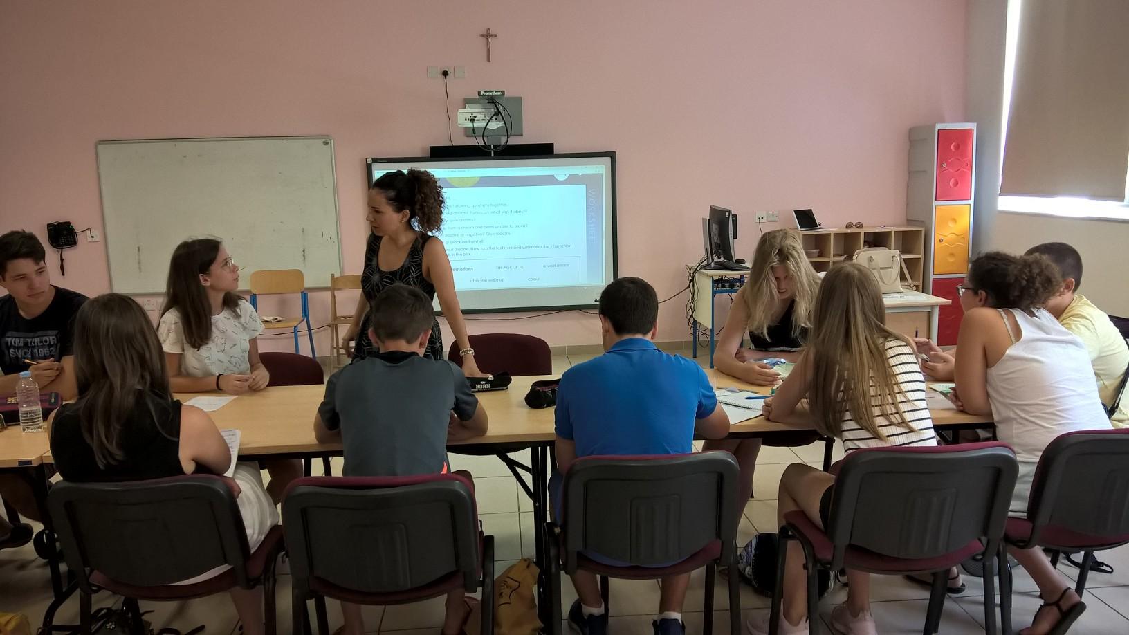 GSE Malta English courses for juniors Junior Programmes 2018 San Gwann School 9