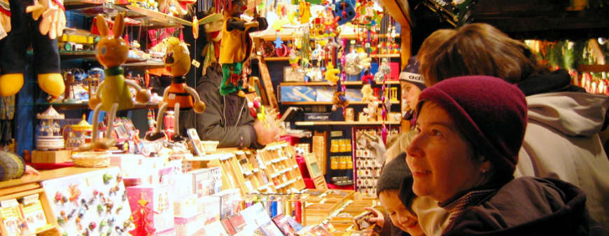 Christmas Market Malta with English Language School GSE