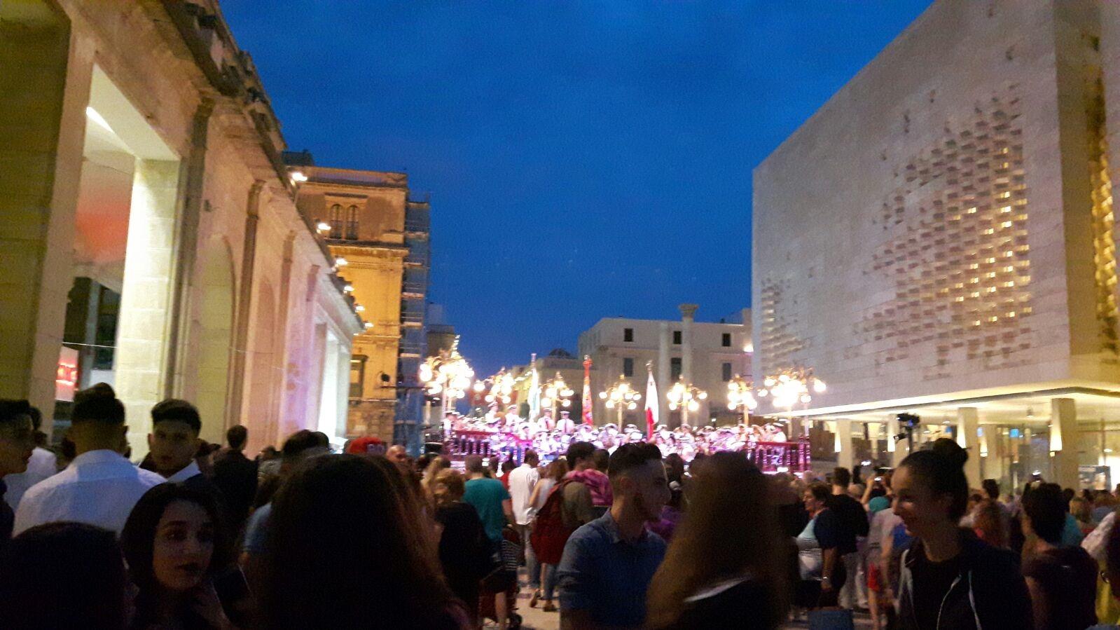 GSE Malta - Notte Bianca in Valletta