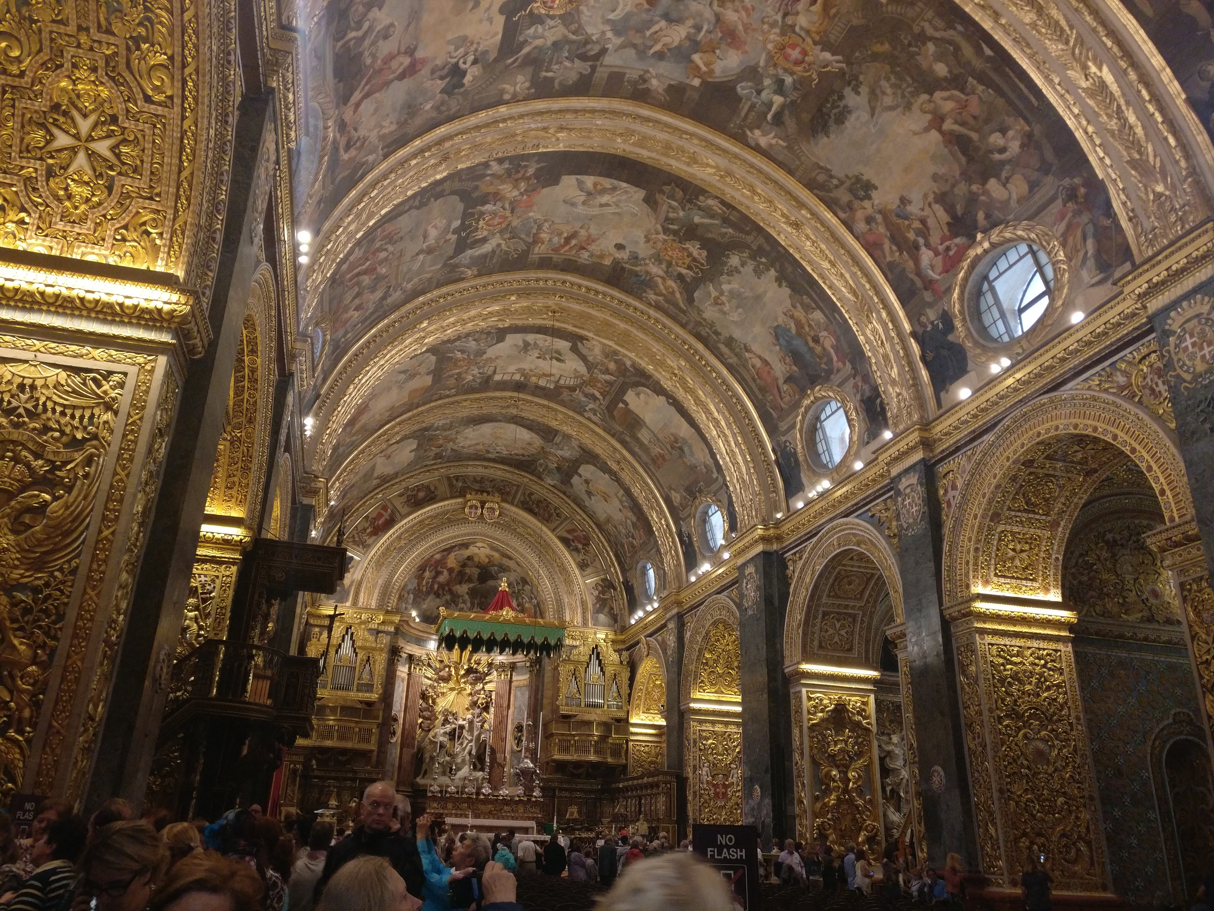 Gateway School of English GSE St John's Co Cathedral Valletta 2018