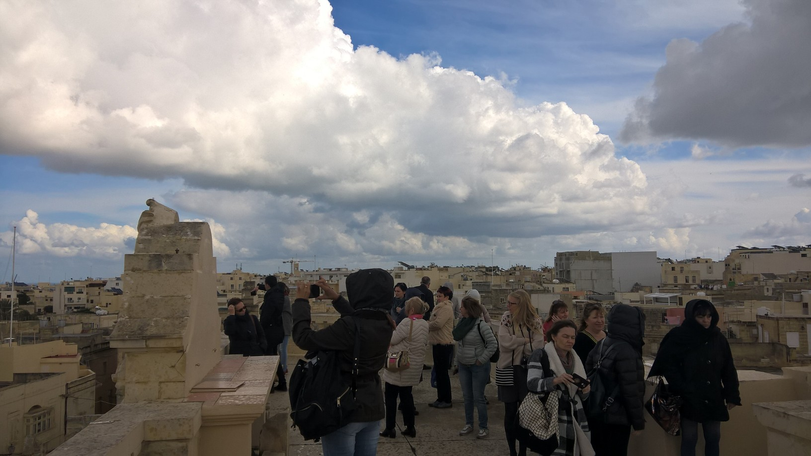 GSE Malta FAM Trip 2018 - Agents guided tour of Fort St Angelo