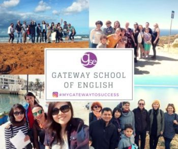 GSE English Language School Malta. English courses and lessons in Malta.