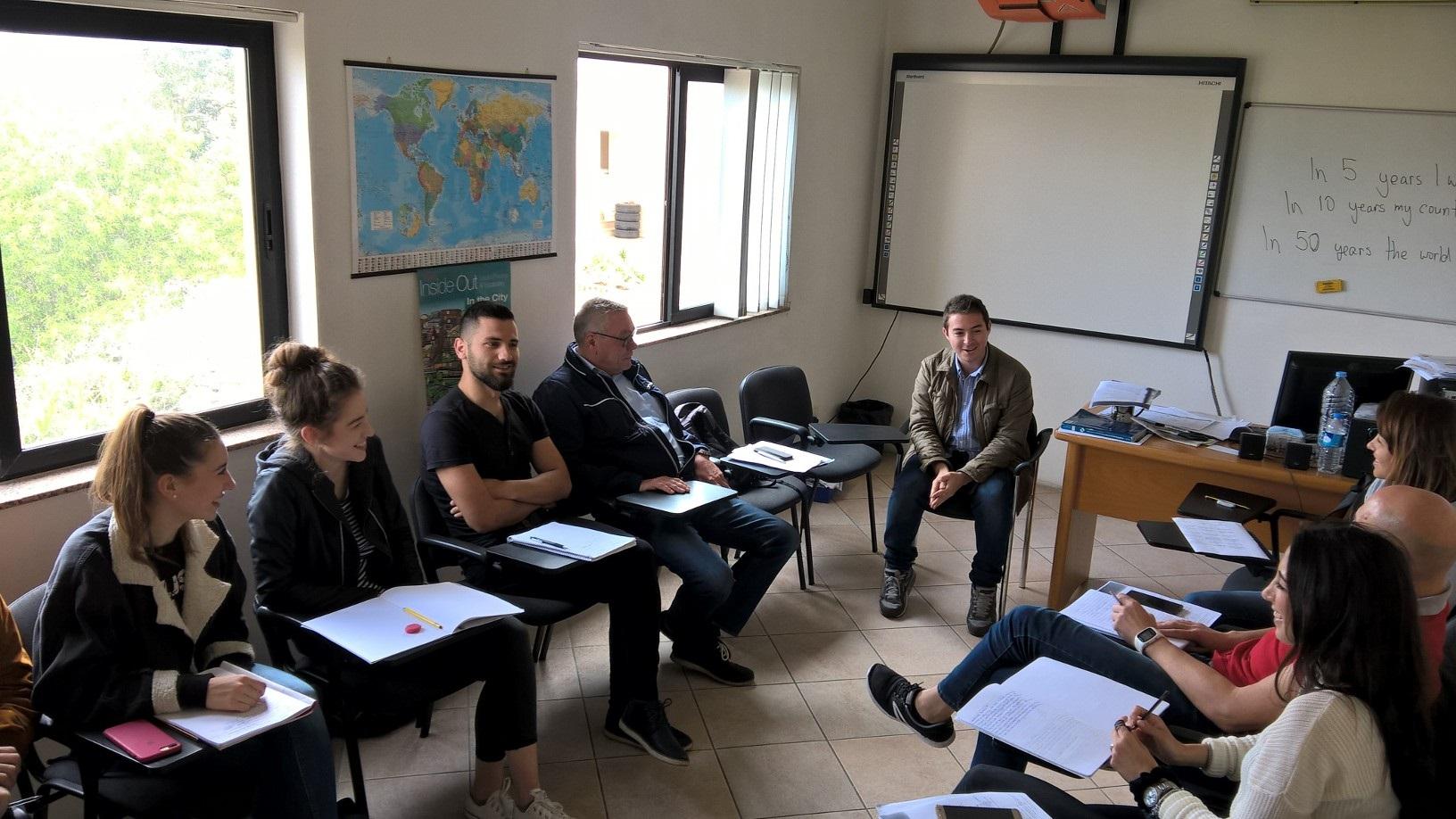 GSE Malta studovat anglicky v maltě st Julians v klidném a uvolněném prostředí - skvělá anglická škola