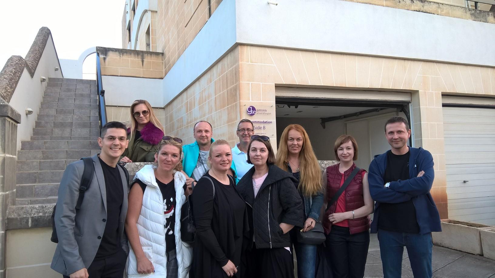 Gateway School of English Jazykové kurzy a pobyty na Maltě - Jazykové kurzy angličtiny na Maltě
