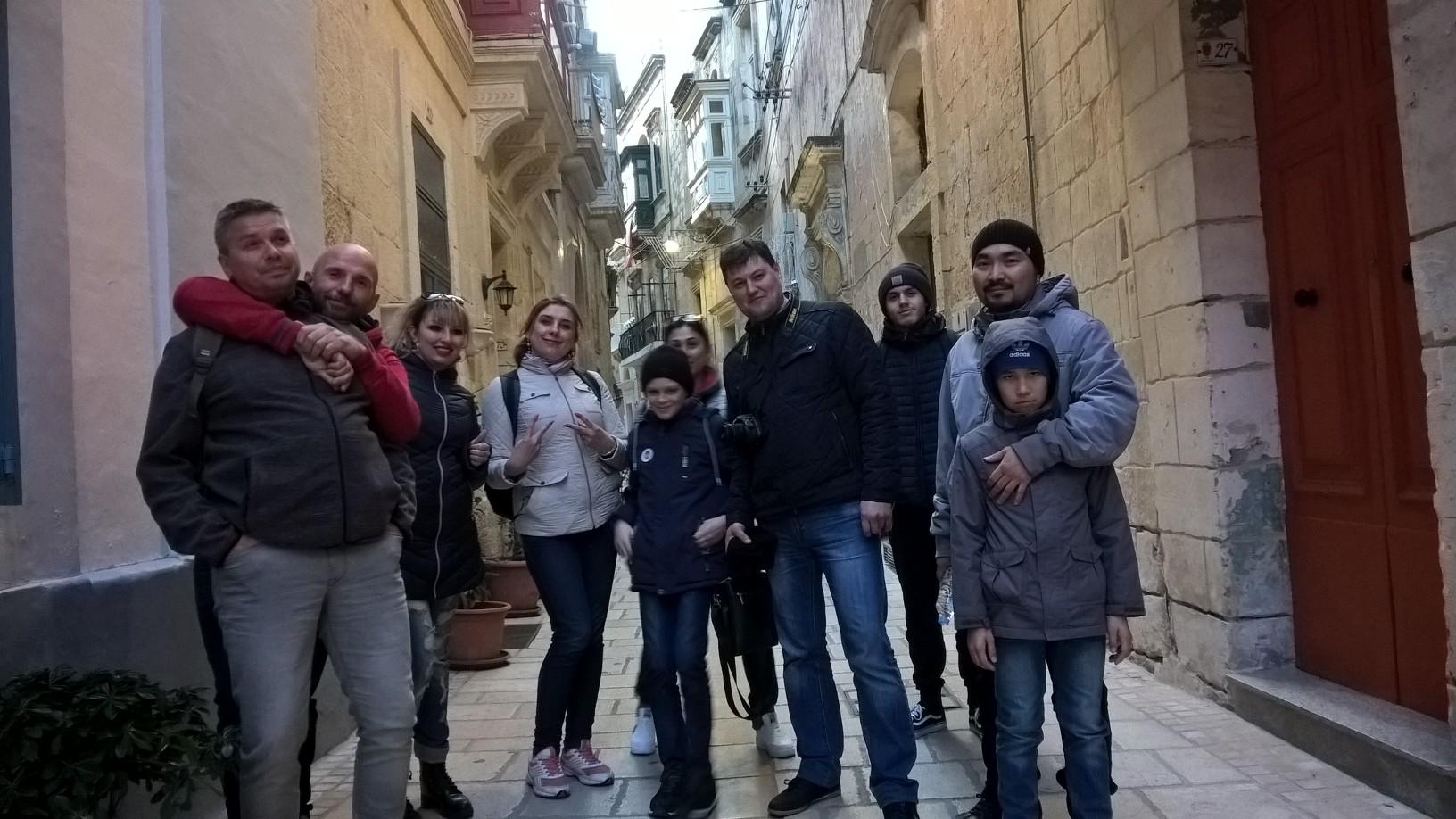 rodinné anglické kurzy malta anglická škola Gateway