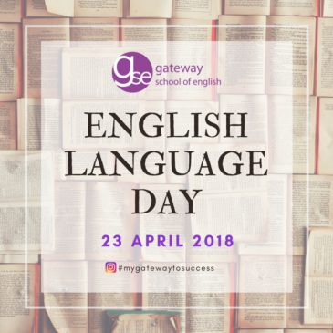 English Language Day - Gateway School of English