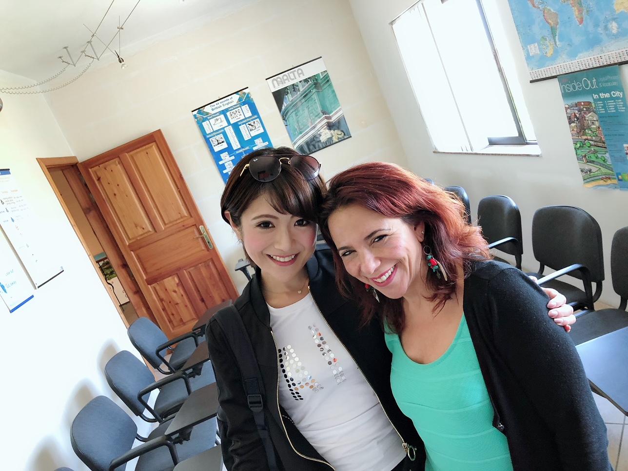 マルタの日本人学生英語の成人課程GSEのゲートウェイスクール