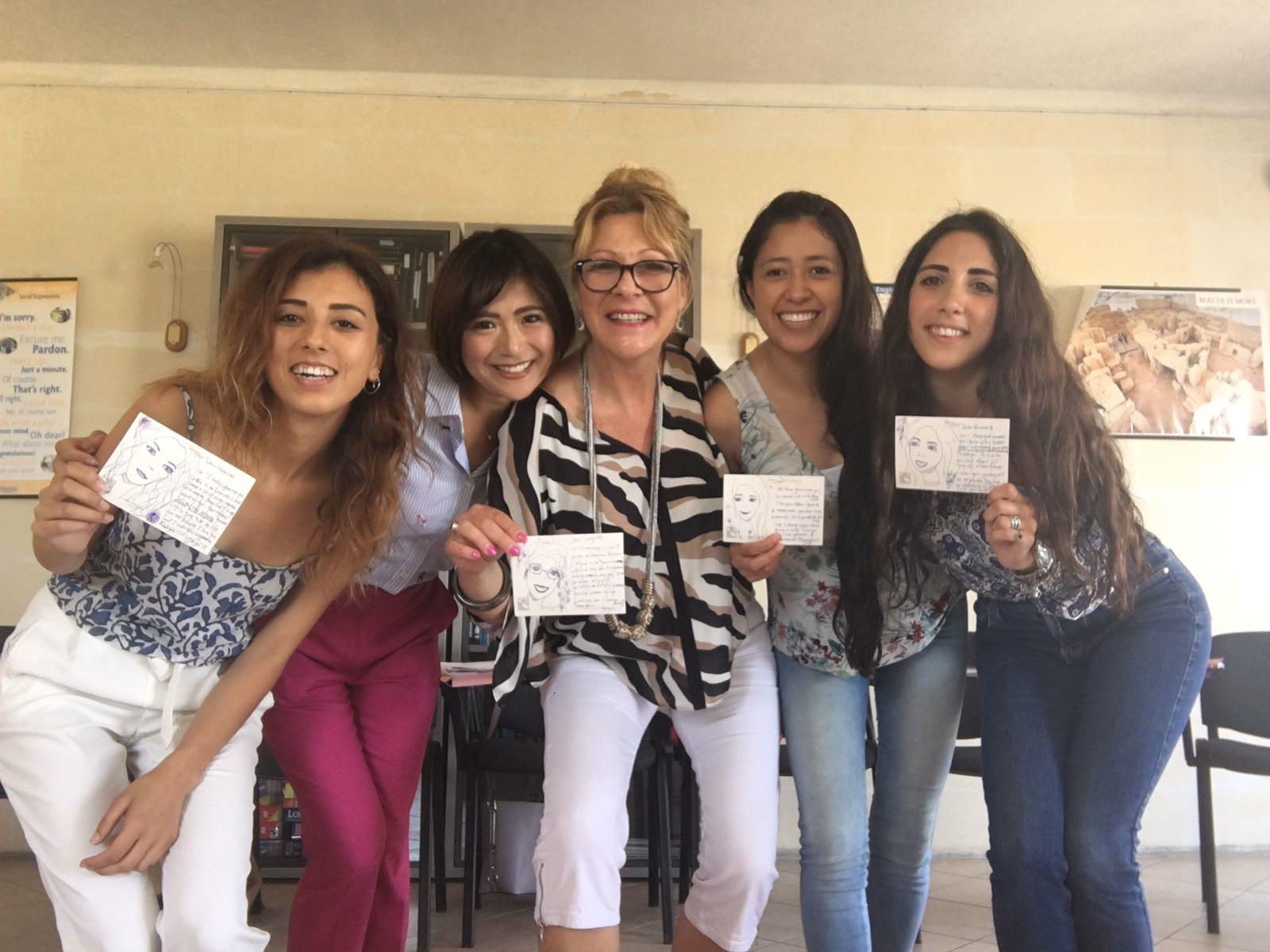 GSE Malta マルタの英語学校で教えている私たちの英語教師全員がネイティブスピーカーです。