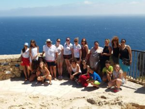 GSE Malta Learn English Family Programmes Blue Grotto Visit