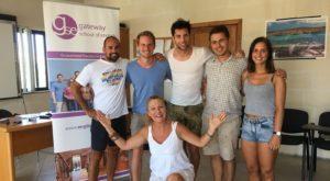 GSE English School Malta Adults learning English imparare inglese vacanza studio englisch lernen sprachreisen etudier anglais Malte