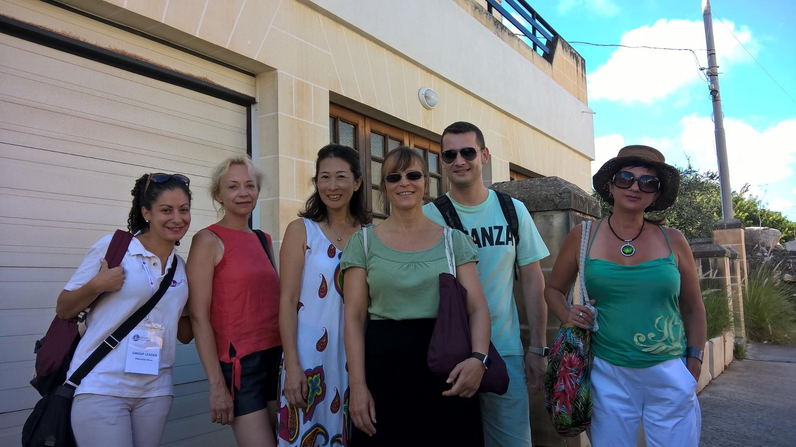 English School Malta courses sprachreisen Intercâmbios Estudos Trabalhos Viagens cursos ingles idiomas en el extranjero vacanza studio soggiorno sejour linguistique