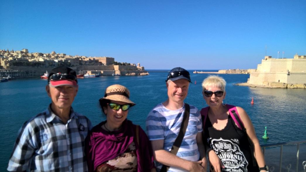 GSE Malta - 50 plus programmes corso di lingua inglese per studenti maturi Englisch Sprachkurs für Schüler ab 50 Jahren