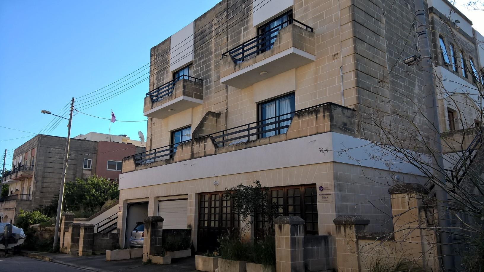 GSE Malta Dil okulu yurdumuzun distan gorunumu