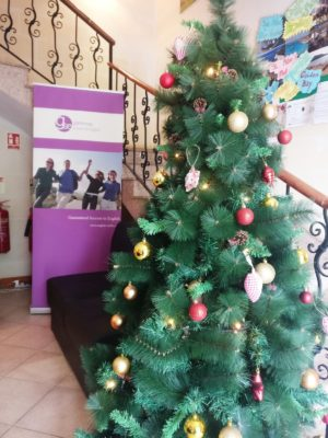 Gateway School of English GSE Christmas in Malta Weihnachten Noël Natale Navidad Feliz Natal kerstfeest Bożego Narodzenia Vánoce рождество クリスマス Karácsony