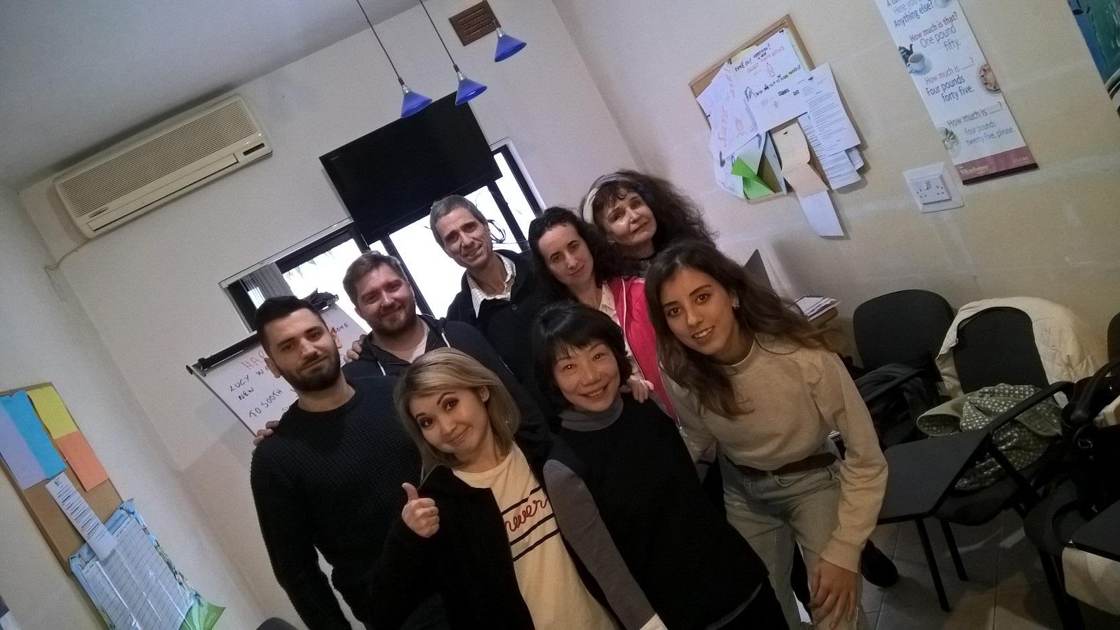GSE Malta sprachreisen intercambio scuola di inglese sprachschule cours d'anglais cursos idiomas английский в Мальта