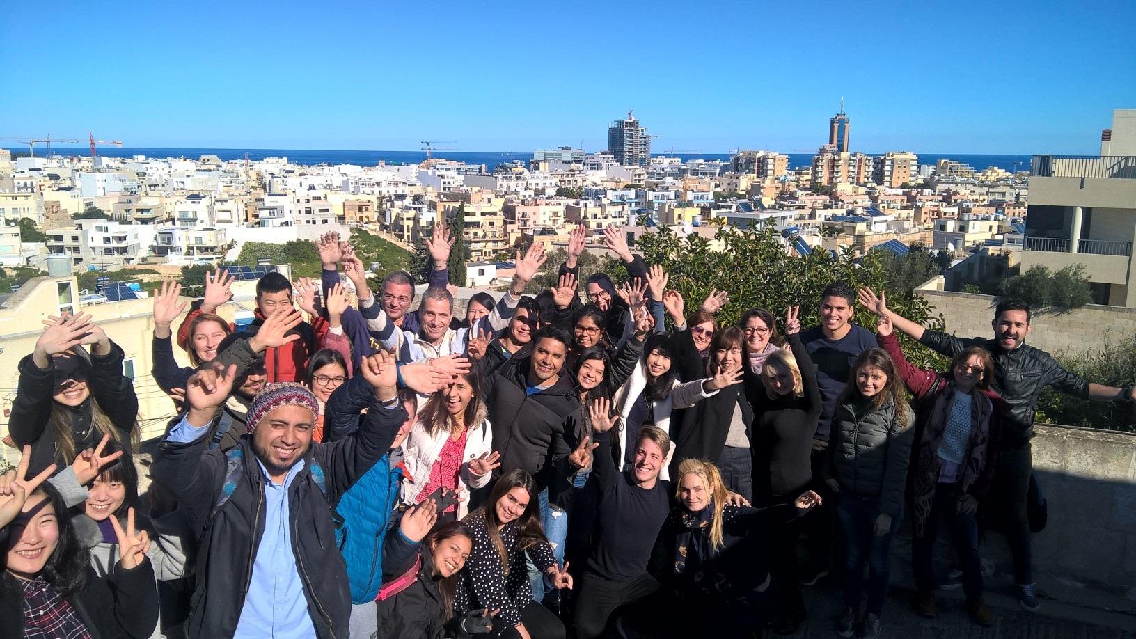 Школа английского языка Мальта лучшие курсы английского языка и цены в Сент-Джулианс
