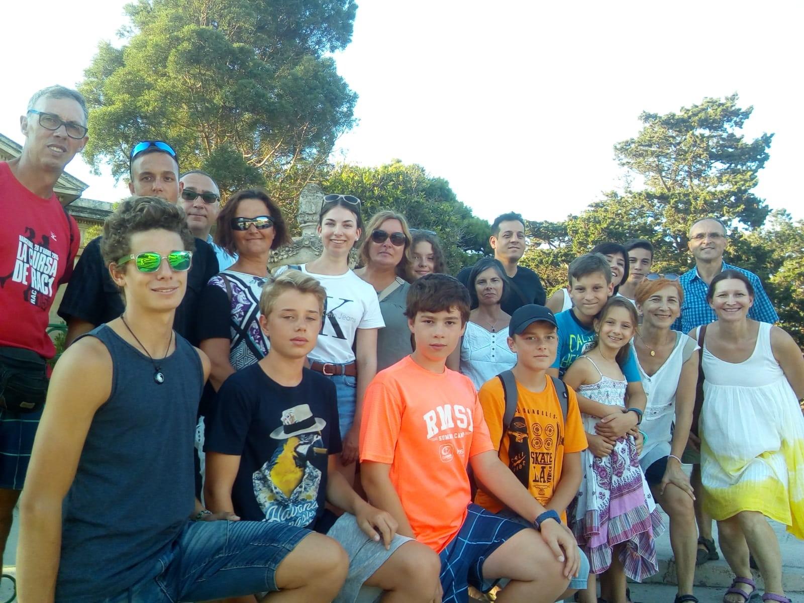 Gateway School of English GSE изучение Английского языка на Мальте- программы для родителей с детьми