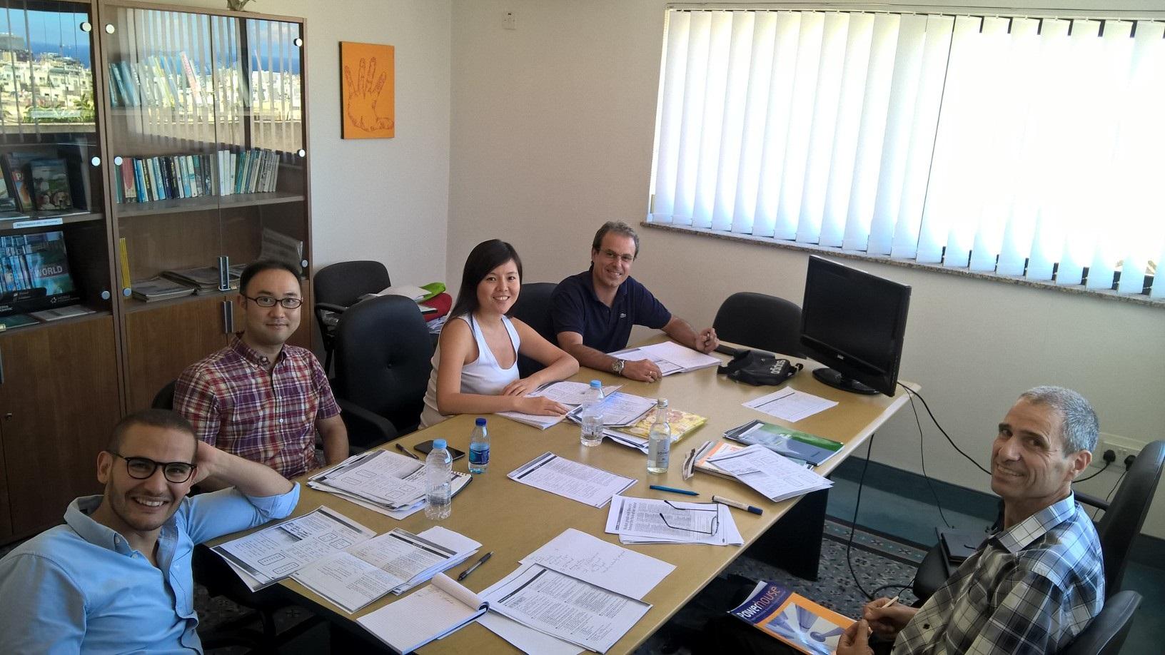 Gateway School of English GSE курсы бизнес английского на Мальте