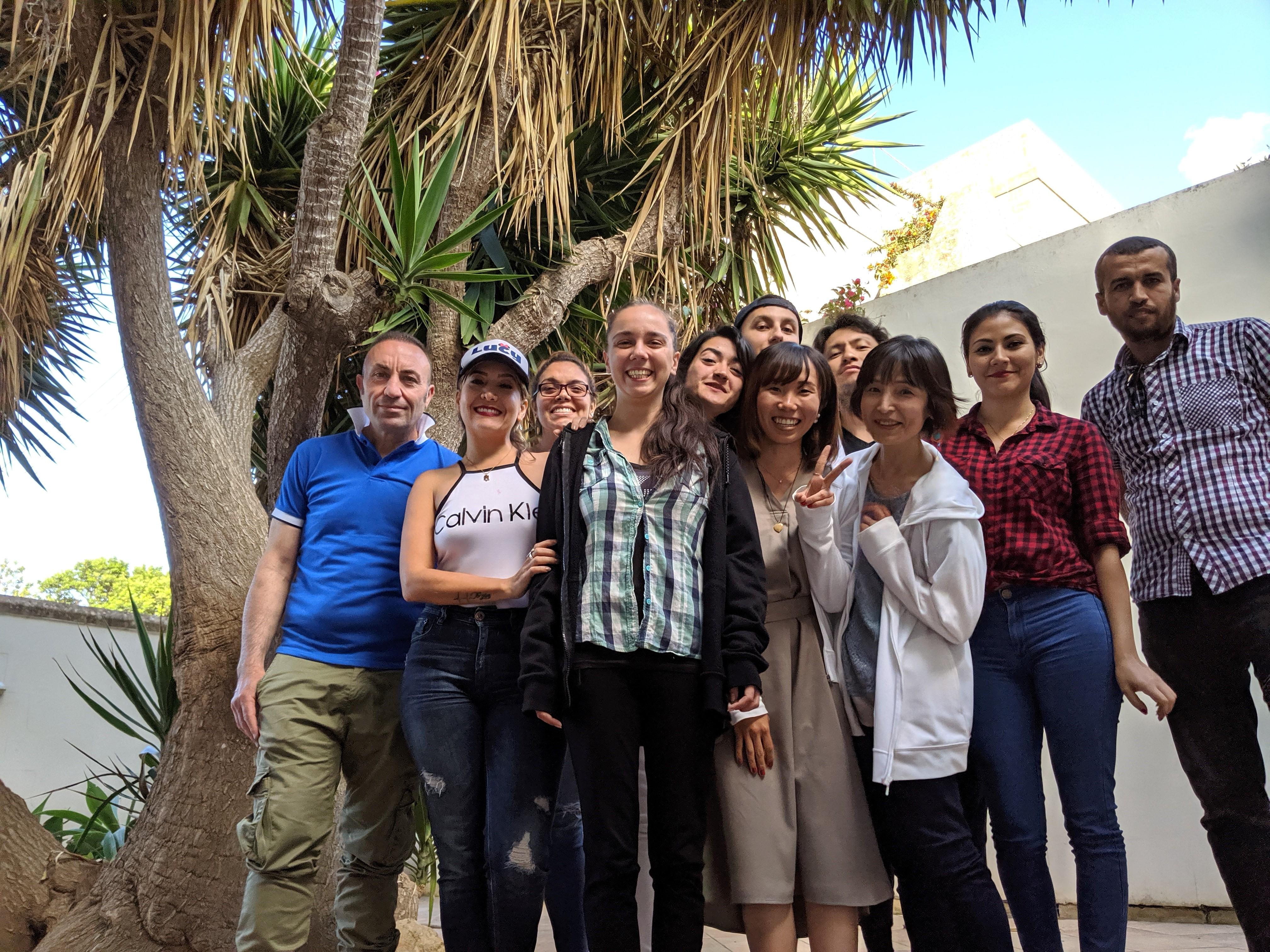 English language courses St Julians Malta Sprachreisen Sprachschule sejours linguistique vacance ecole d'anglais scuola di inglese