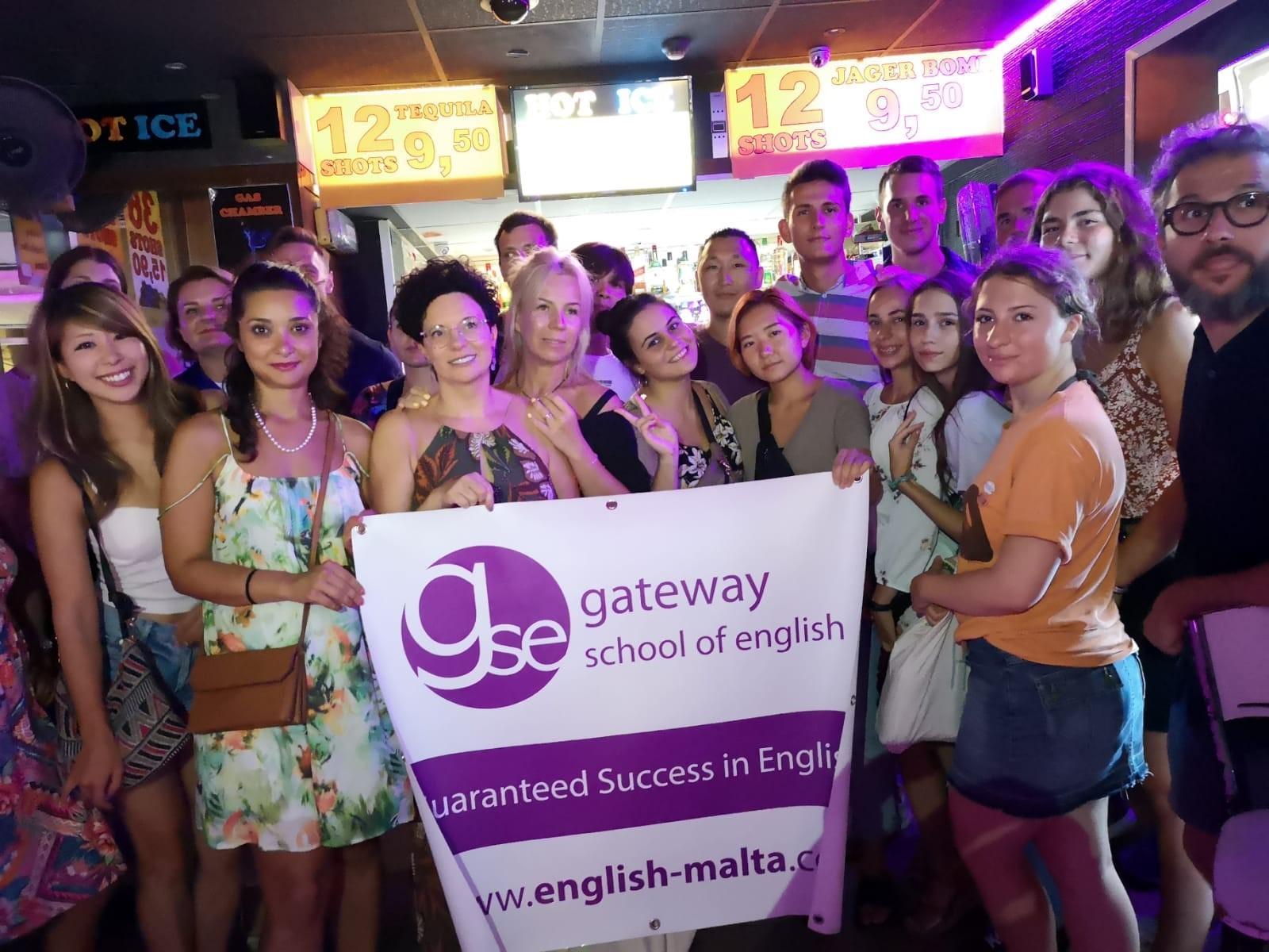 GSE Gateway School of English ingilizce okul malta en iyi fiyatlar