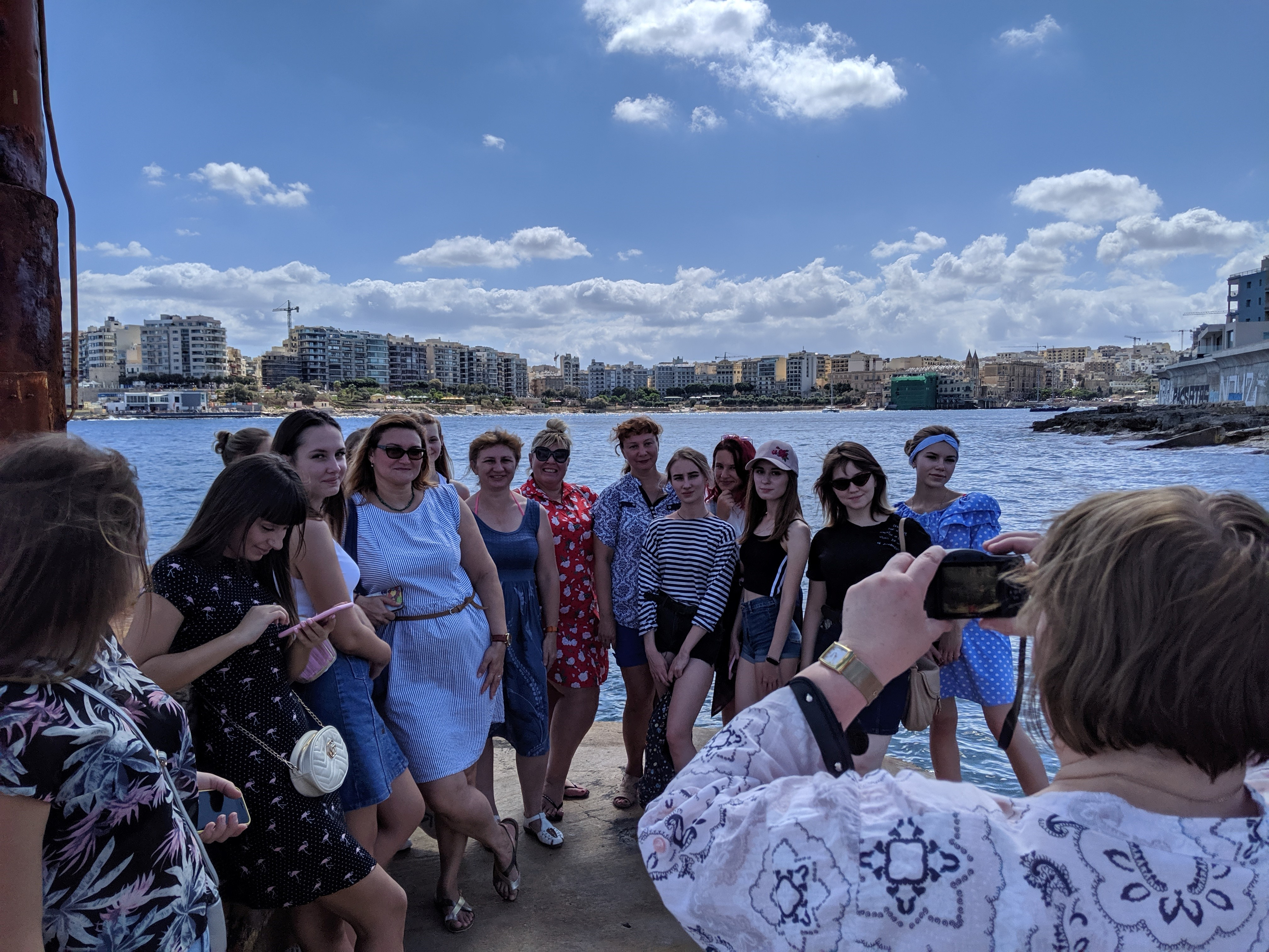 Study English in Malta - изучать английский на Мальте в школе Gateway St Julians