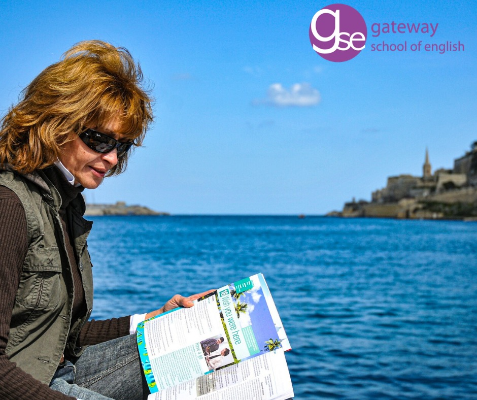 Travel to Malta to learn English with Gateway School of English GSE