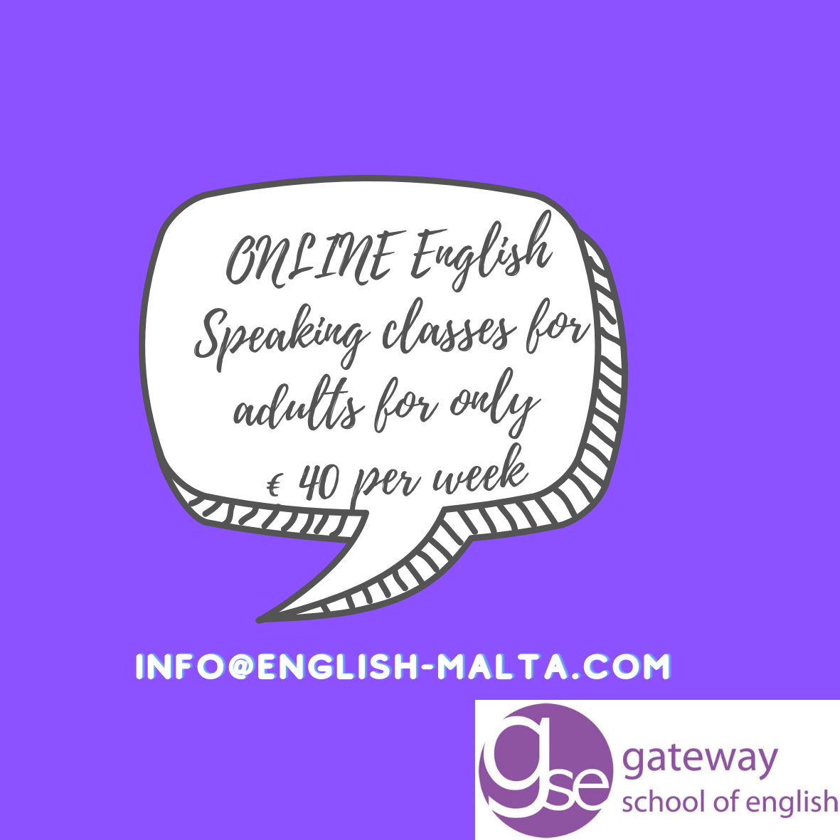 Online English Speaking courses Gateway School of English GSE