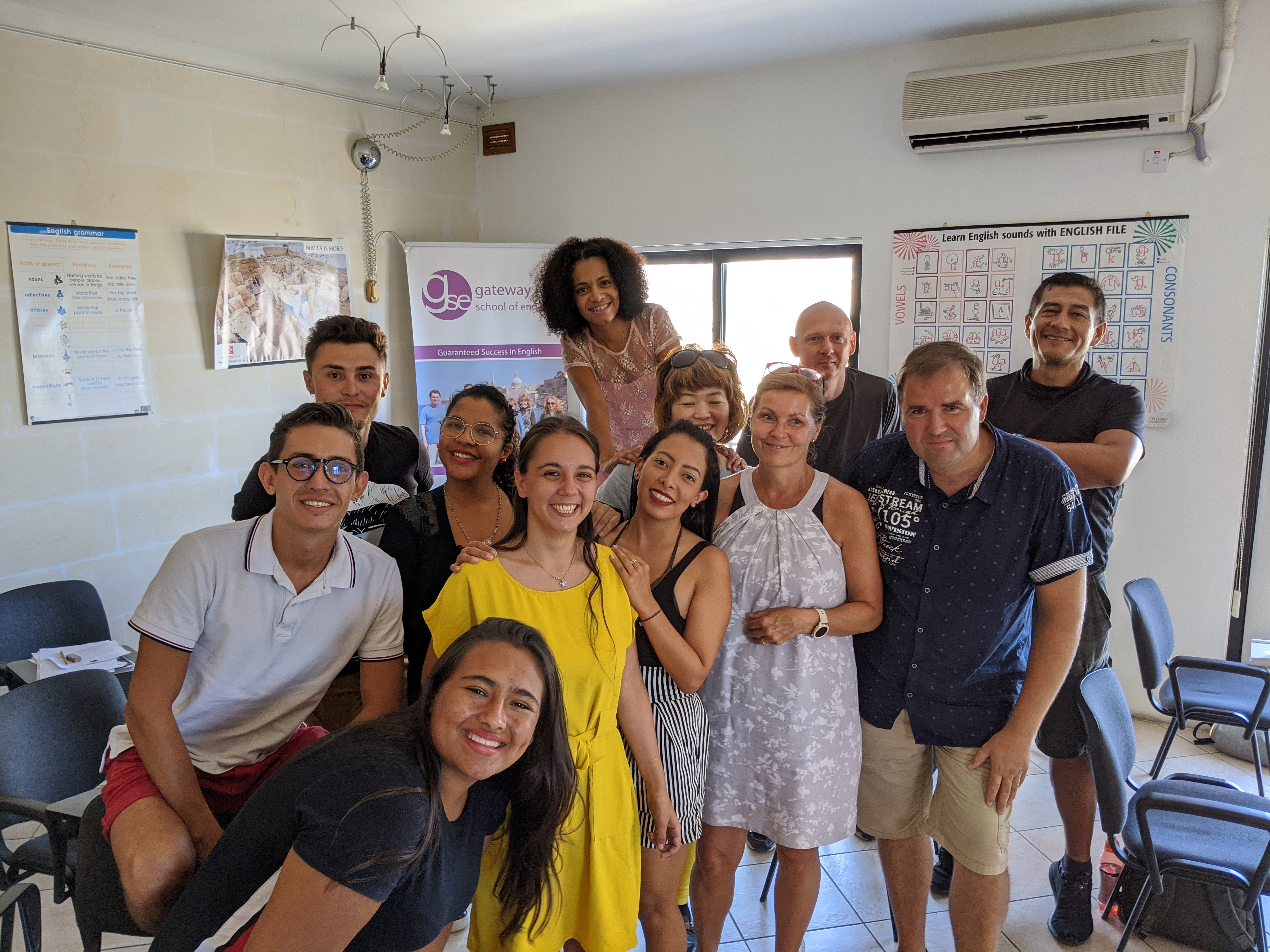 English language schools in Malta Gateway School of English GSE