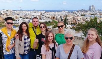 Turkish Airlines and Visit Malta FAM Trip English language schools in Malta. Study English in Malta with Gateway School of English GSE. Quality English courses and best prices 1