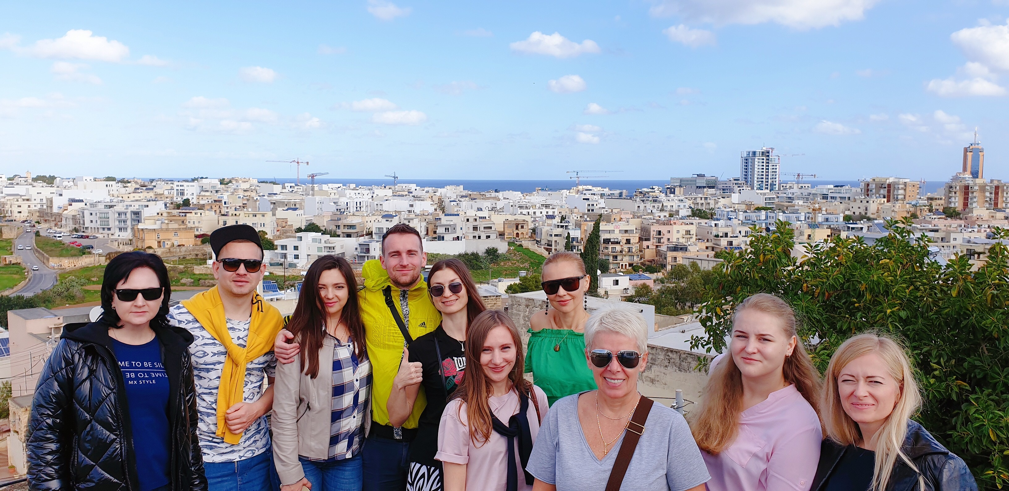 Turkish Airlines and Visit Malta FAM Trip English language schools in Malta. Study English in Malta with Gateway School of English GSE. Quality English courses and best prices