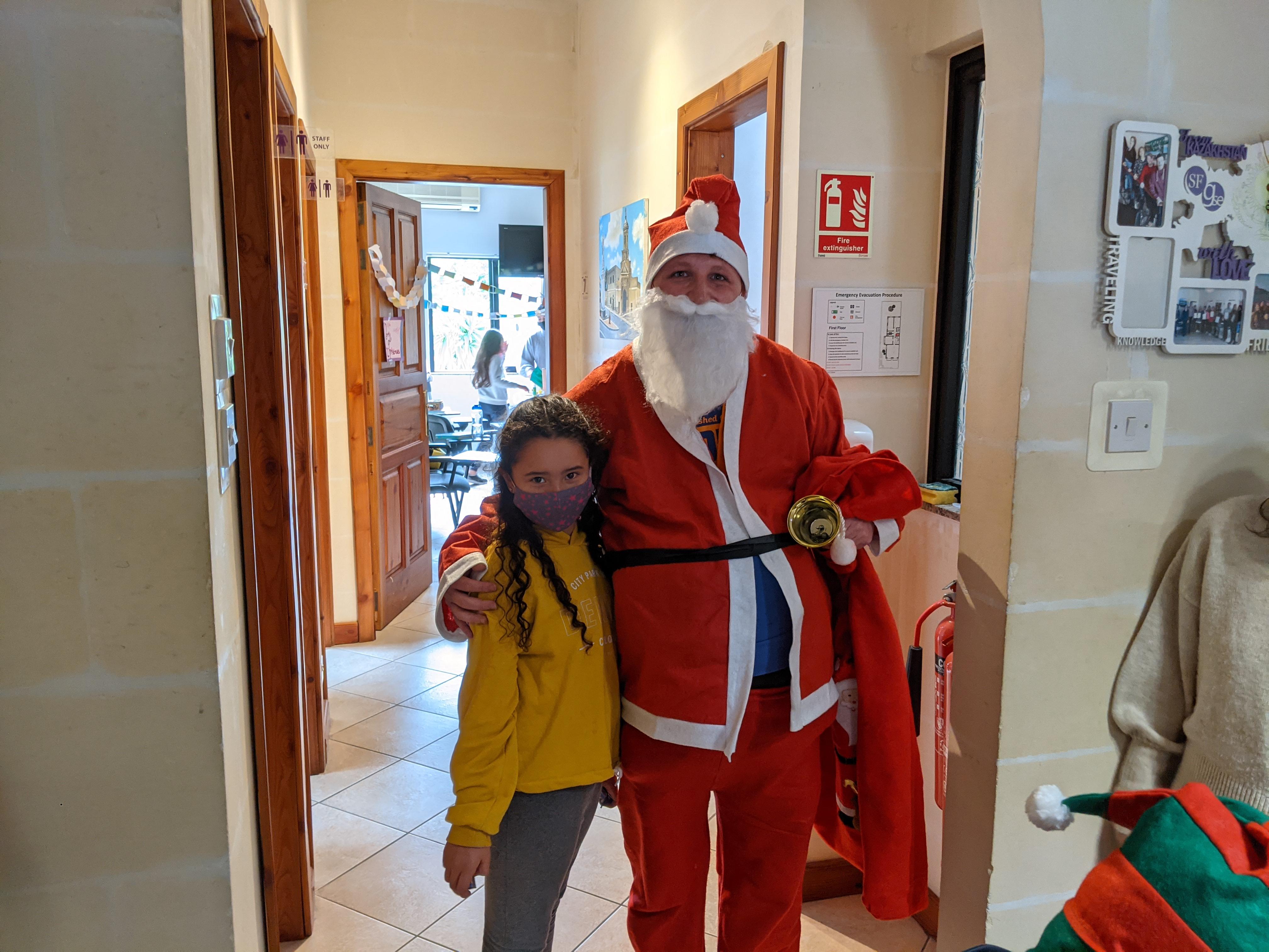 nauka angielskiego w okresie świątecznym na Malcie w angielskiej szkole językowej Gateway