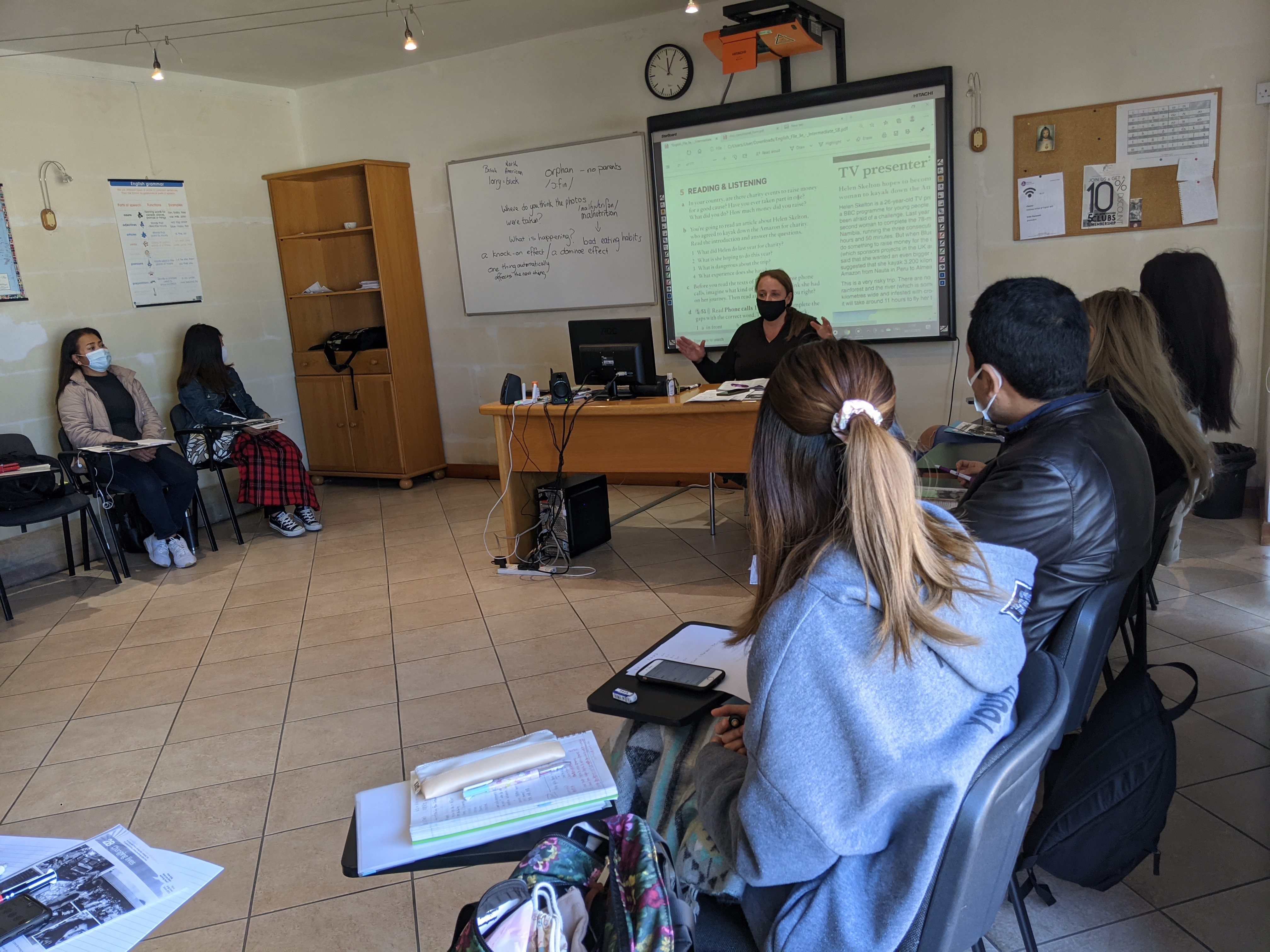 English courses in Malta with Gateway School of English GSE (1)