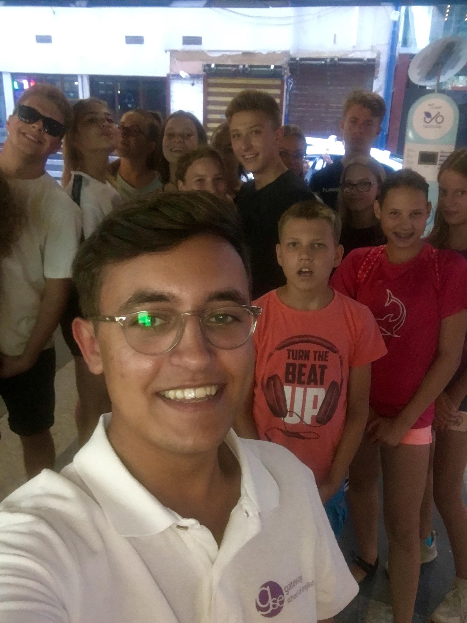 Anglų kalbos kursai Maltoje jauniesiems paaugliams GSE Gateway School of English GSE Malta