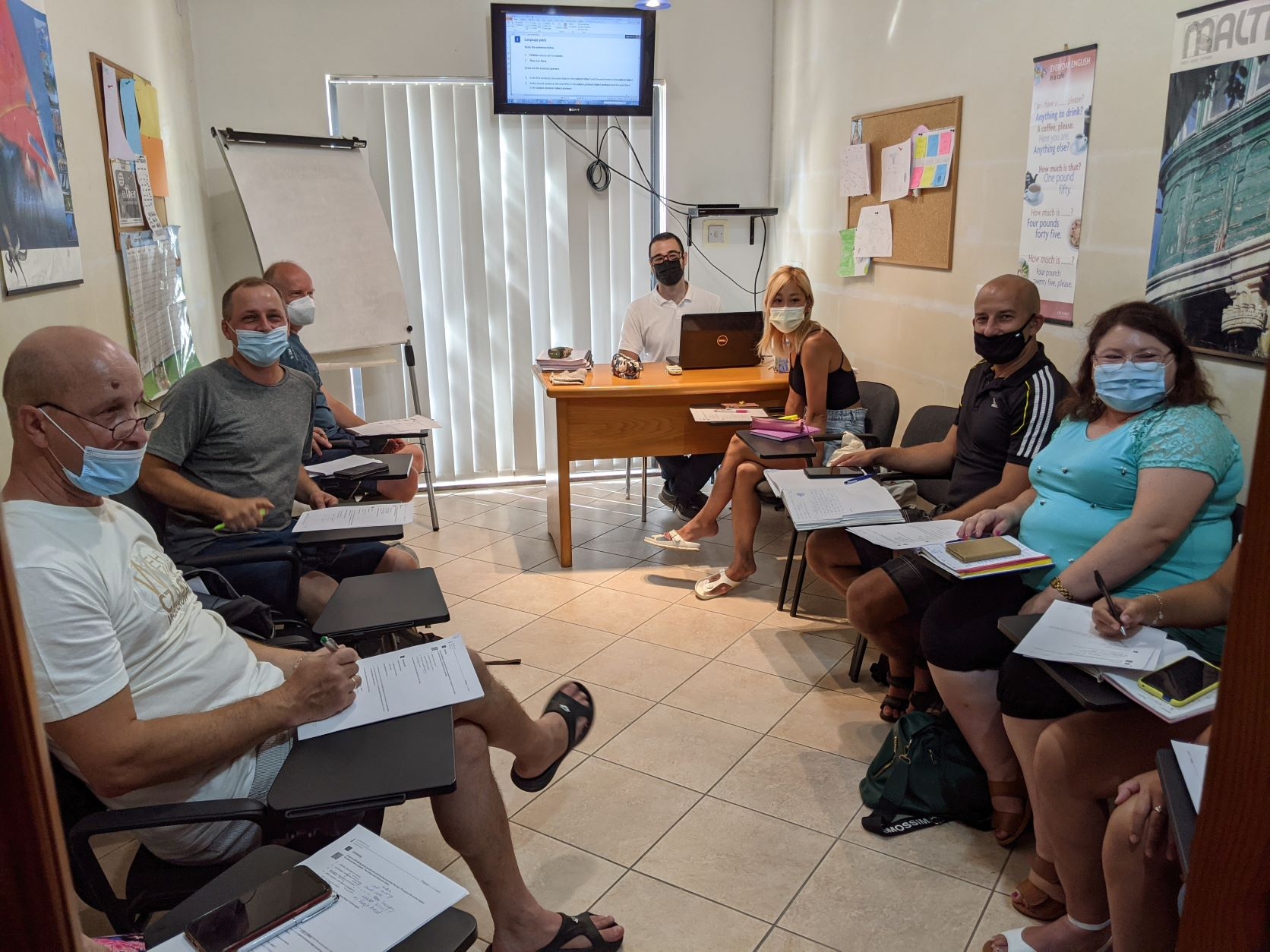Business English Courses Malta Gateway School of English GSE Inglese commerciale, Anglais commercial, Business Englisch, ingles por negocios